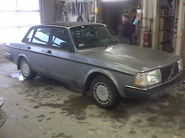 1992  Volvo 240  picture, mods, upgrades