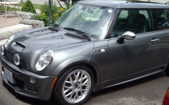 2003  Mini Cooper s picture, mods, upgrades