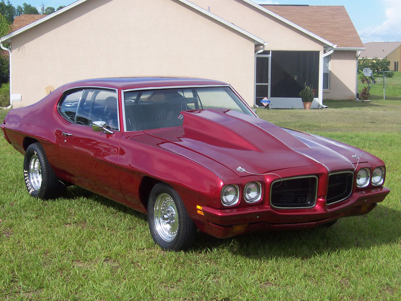 1972  Pontiac Le Mans  picture, mods, upgrades