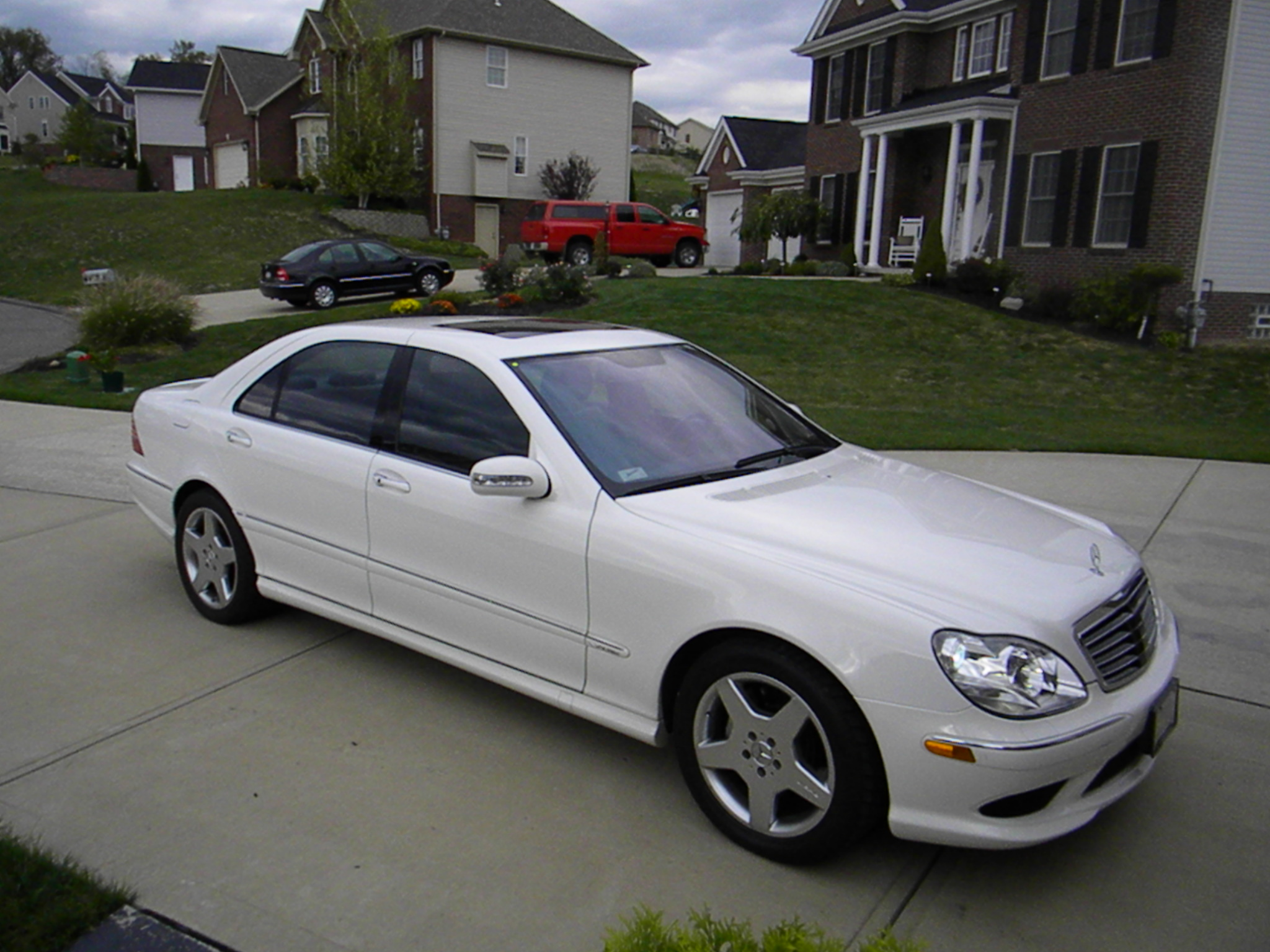 2004 Mercedes-Benz S600 Tune