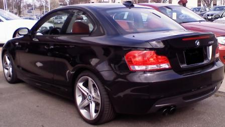 2008  BMW 135i  picture, mods, upgrades