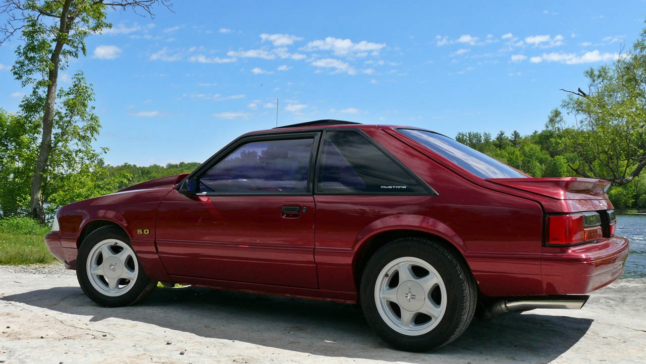 1993  Ford Mustang LX Hatchback picture, mods, upgrades