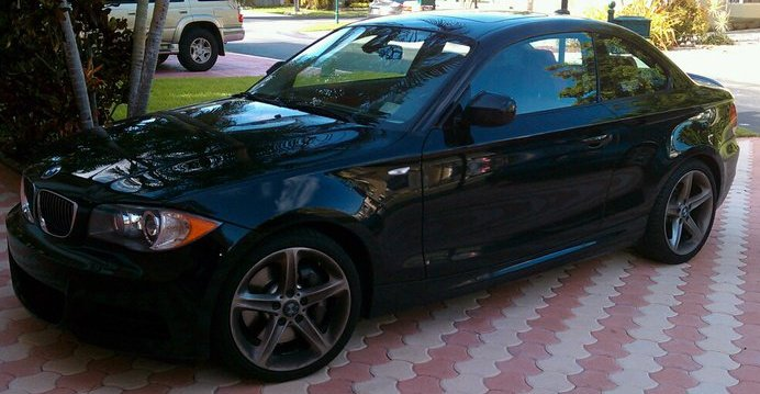 2010 BMW 135i Coupe