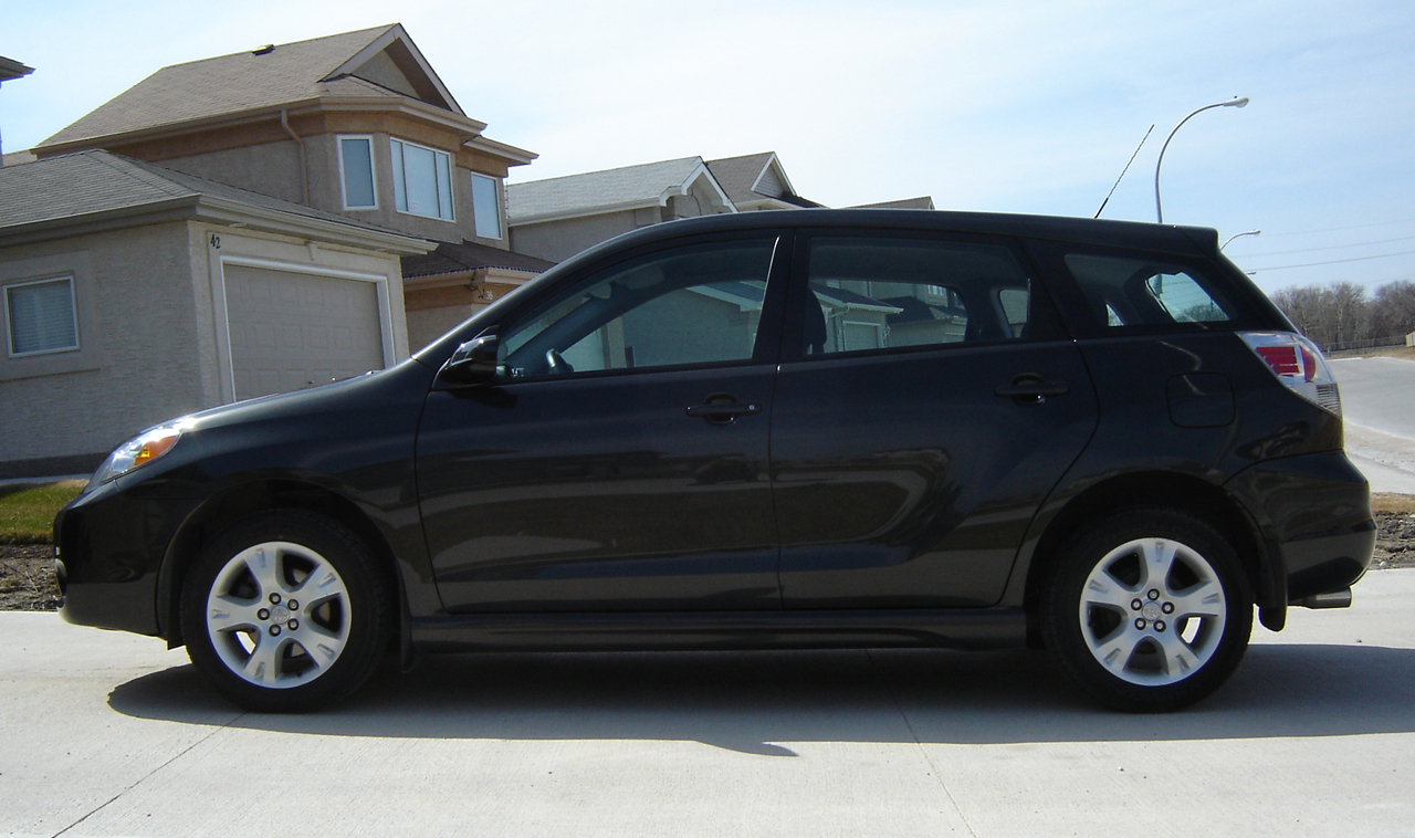 2005 toyota matrix xr 1 4 mile trap speeds 0 60. Black Bedroom Furniture Sets. Home Design Ideas