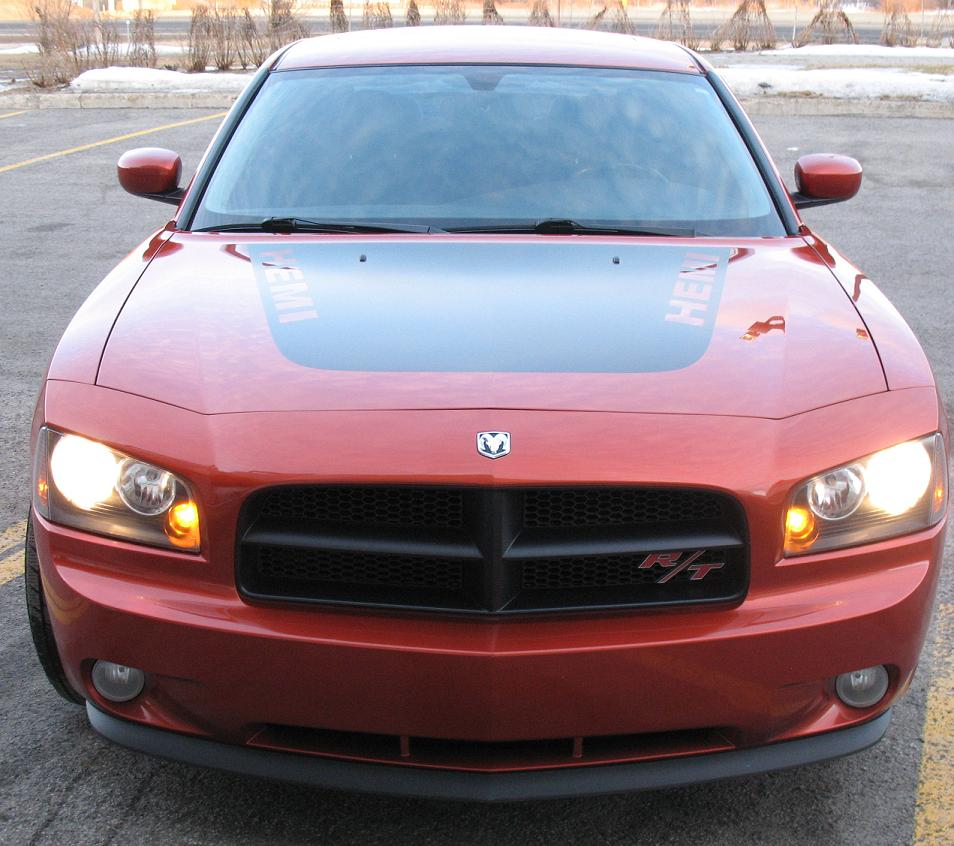 2006 GomanGo Orange Dodge Charger R/T Daytona R & T picture, mods, upgrades