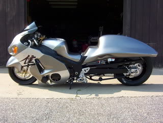 2002 Suzuki Hayabusa Stage 1 Turbo
