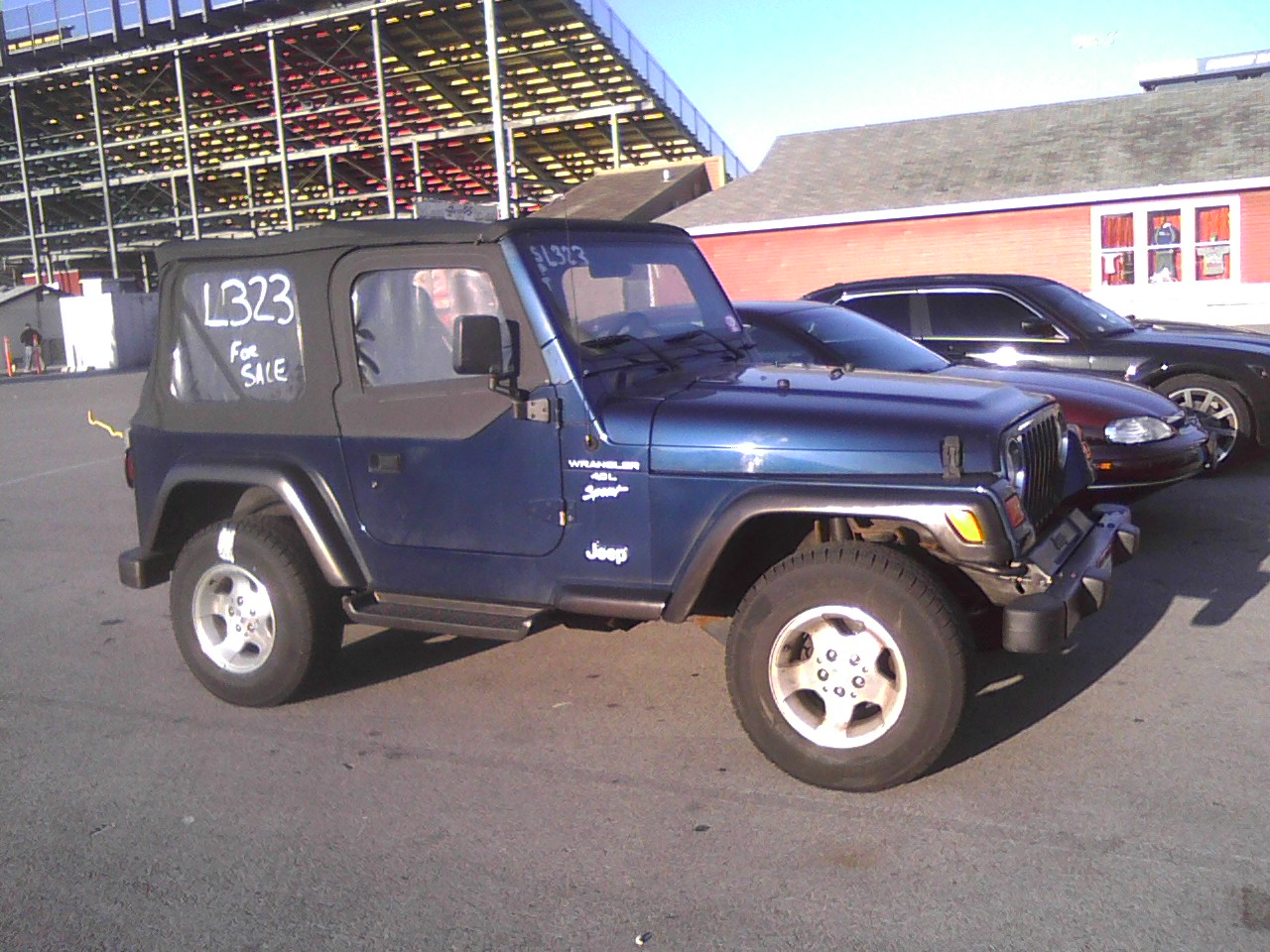 2000  Jeep Wrangler  picture, mods, upgrades