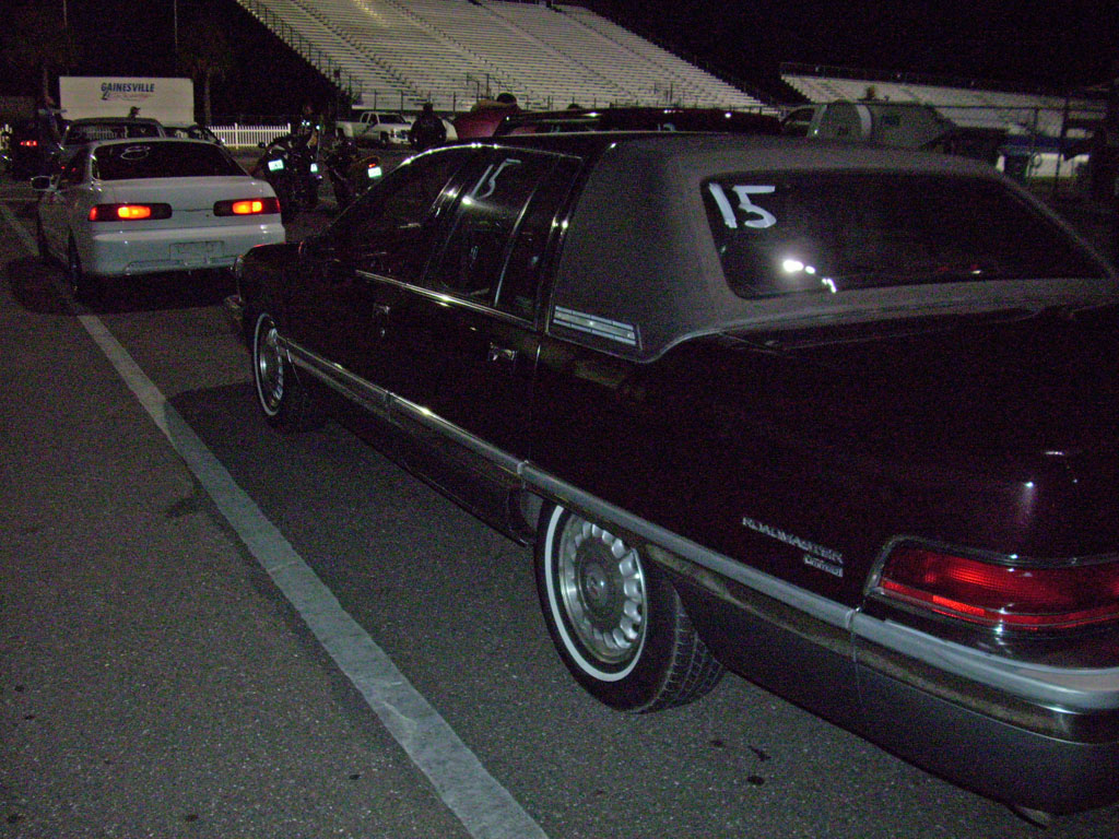 1994  Buick Roadmaster Limited picture, mods, upgrades