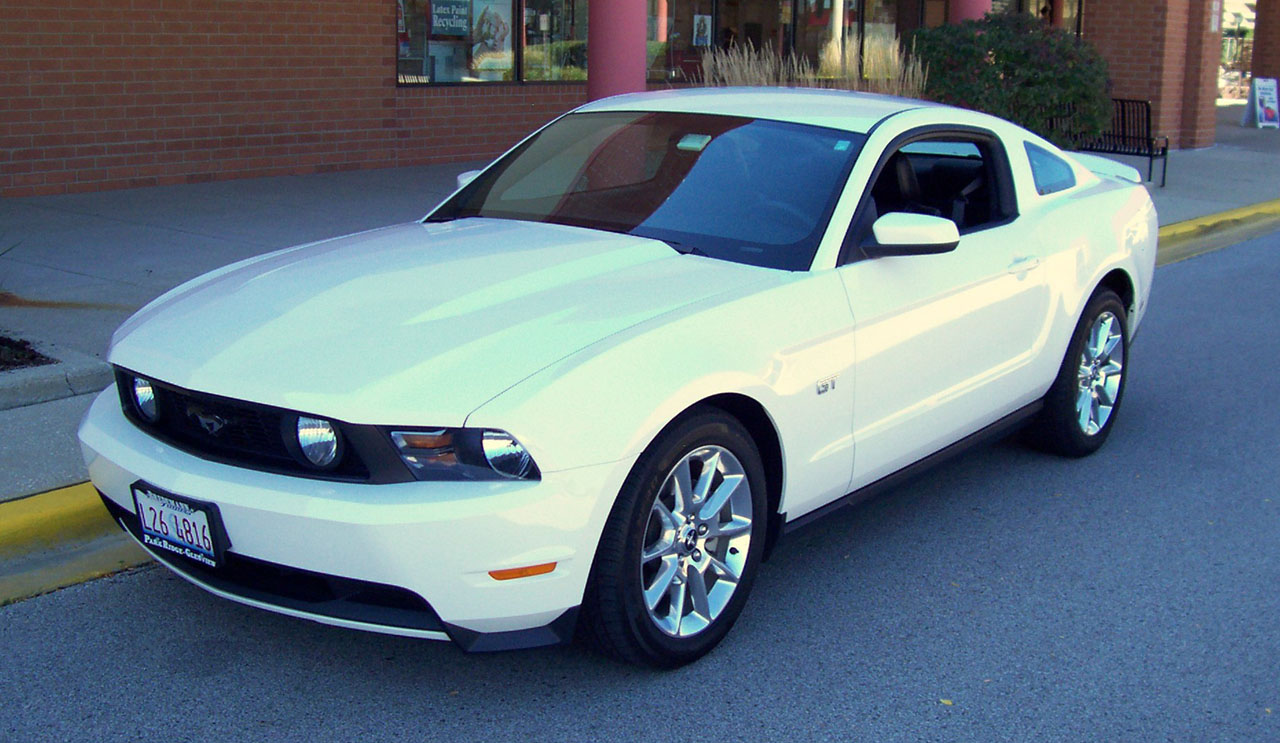 2010 Ford Mustang GT Brenspeed 93 oct tune