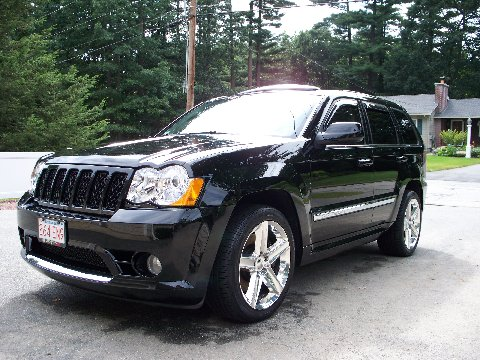 2008 Jeep Cherokee SRT8 Nitrous Outlet 100 shot