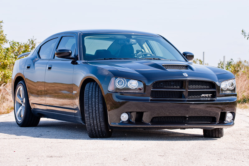 2010 Dodge Charger Srt8 1 8 Mile Drag Racing Timeslip 0 60