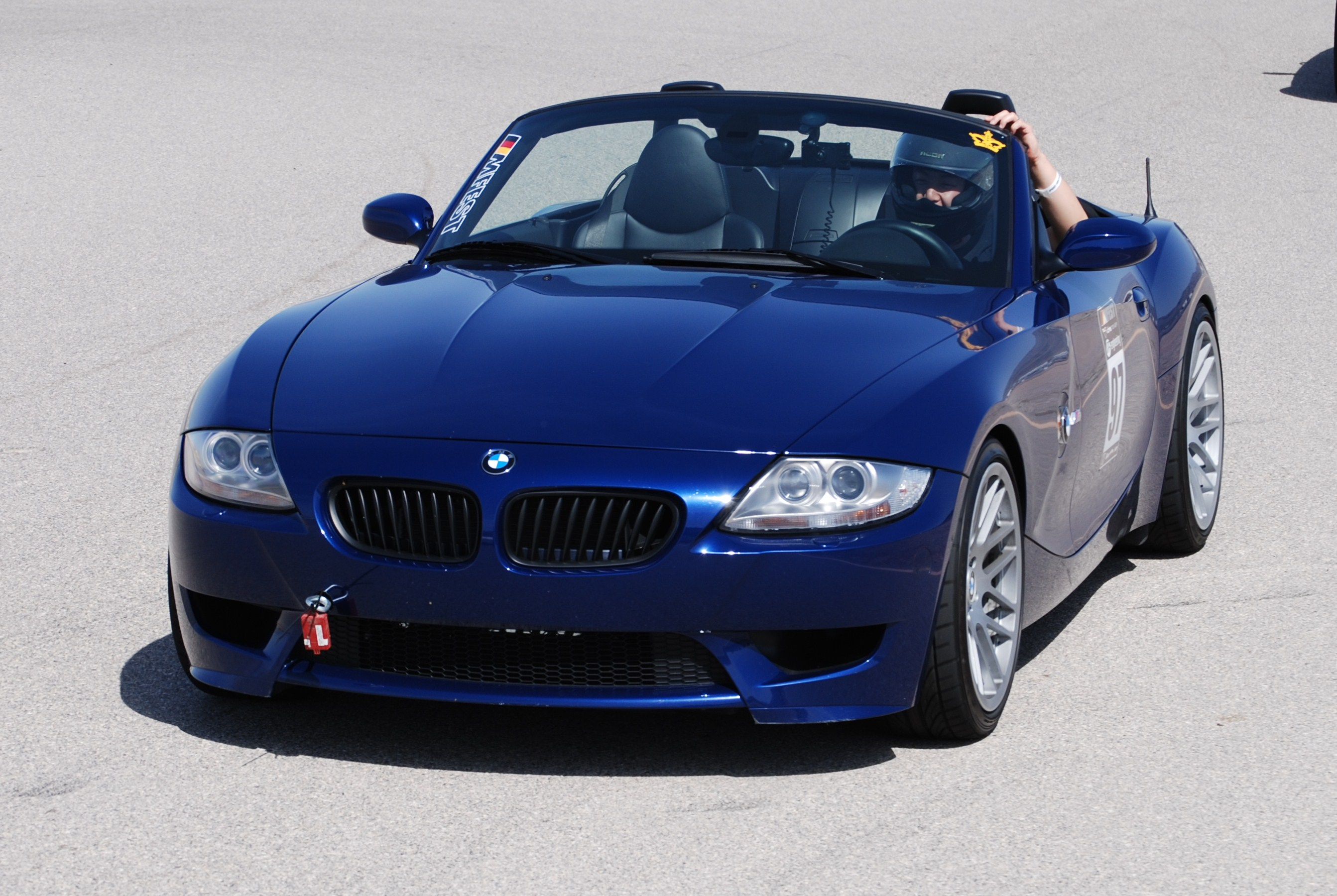 2006  BMW Z4 M-Roadster  picture, mods, upgrades