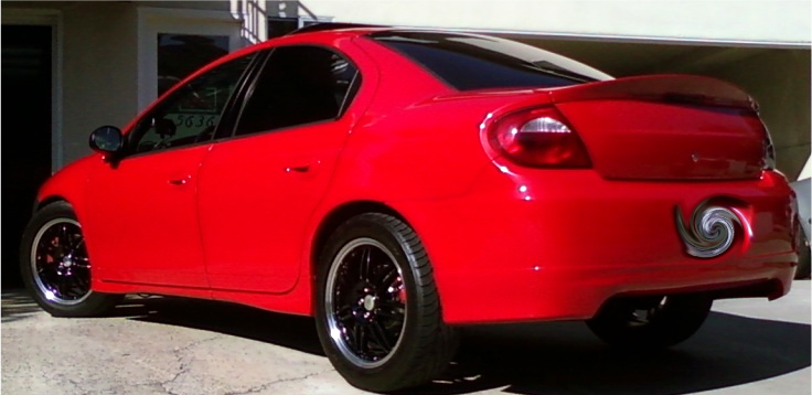 2005  Dodge Neon SRT-4 SRT-4 picture, mods, upgrades