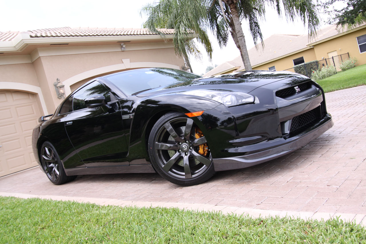 2010  Nissan GT-R  picture, mods, upgrades