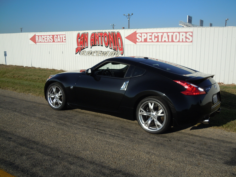 2009 nissan 370z sport touring 1 4 mile drag racing timeslip specs 0 60. Black Bedroom Furniture Sets. Home Design Ideas