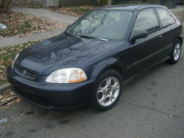 1997 Honda Civic cx