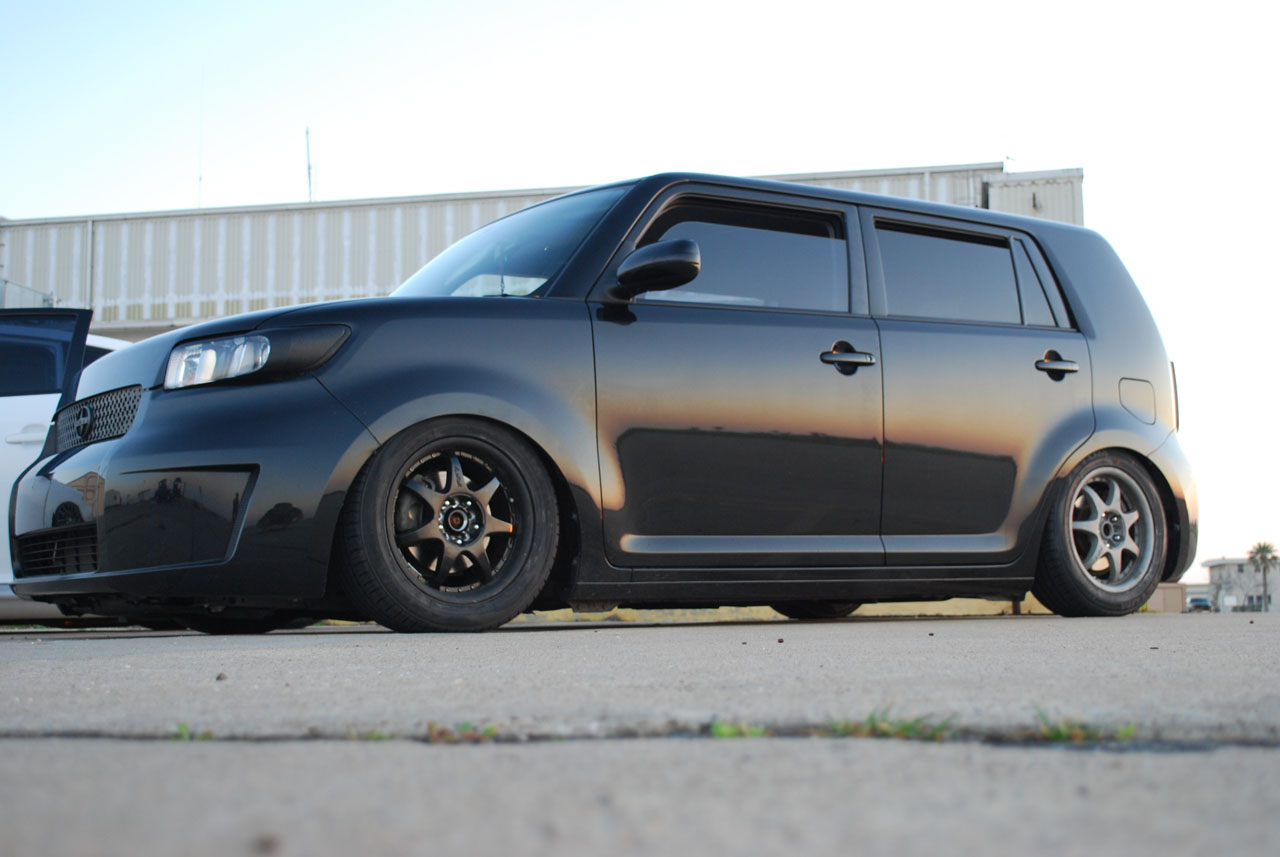2008 scion xb 1 8 mile drag racing timeslip 0 60. Black Bedroom Furniture Sets. Home Design Ideas