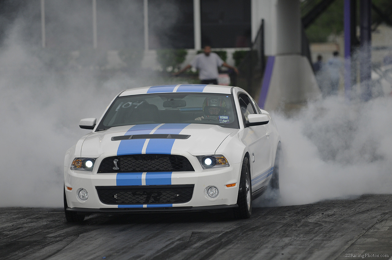 2010 Ford Mustang Shelby-GT500 Coupe