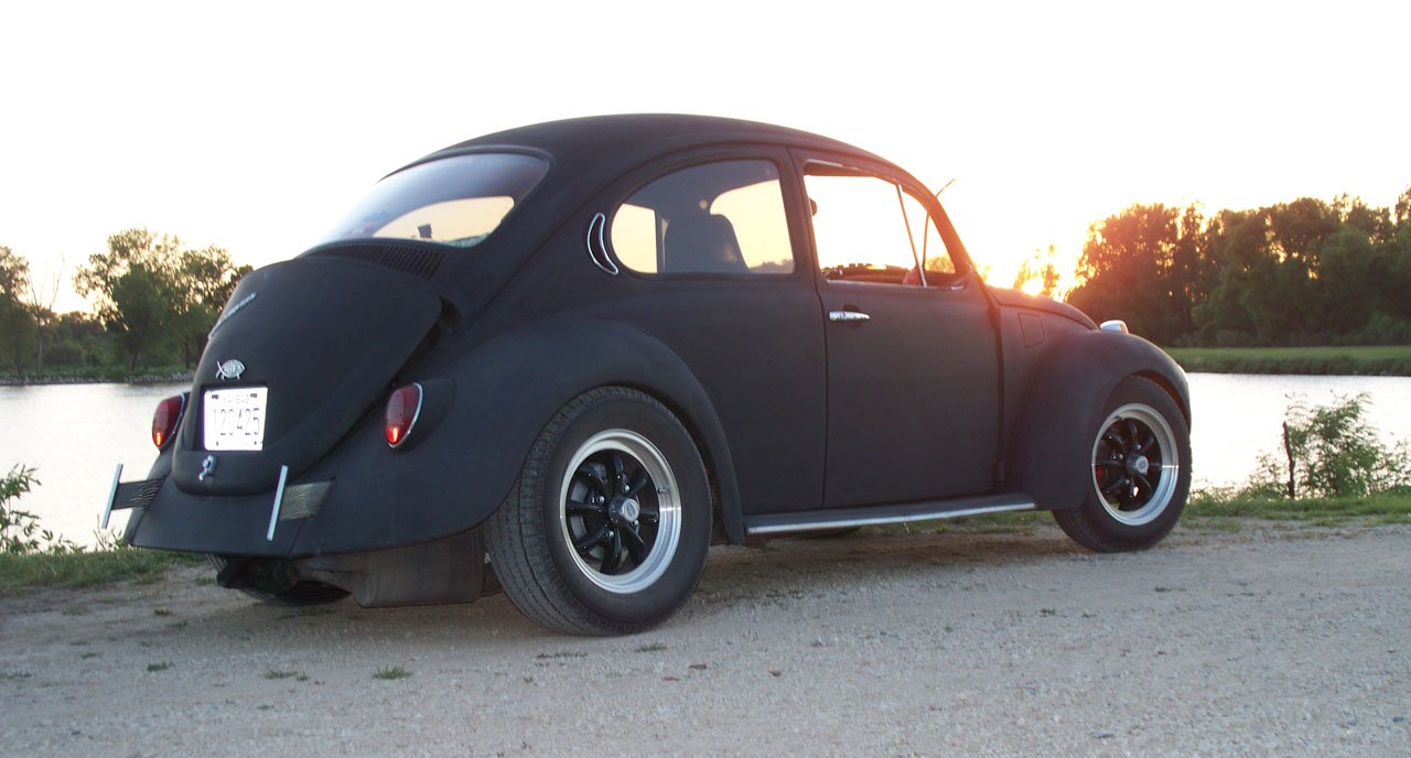 1972  Volkswagen Beetle Super beetle picture, mods, upgrades