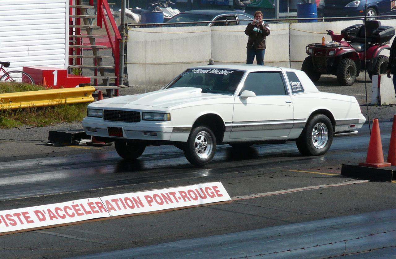1986 Chevrolet Monte Carlo ls 1/4 mile trap speeds 0-60 ...