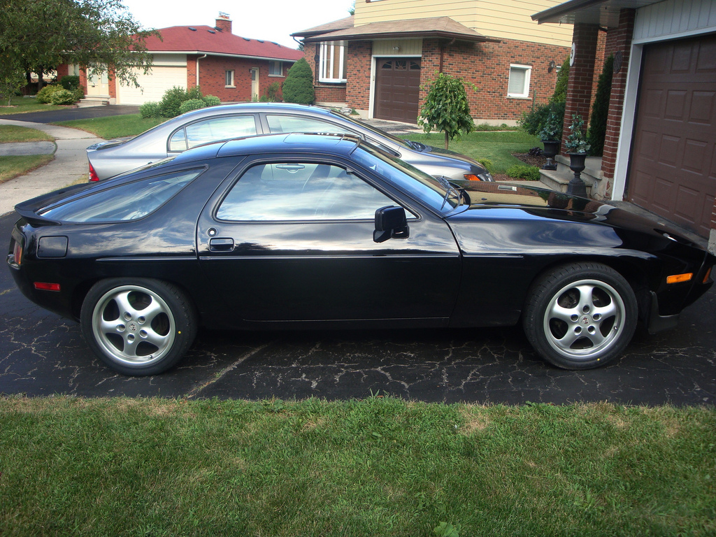 1985  Porsche 928 S picture, mods, upgrades