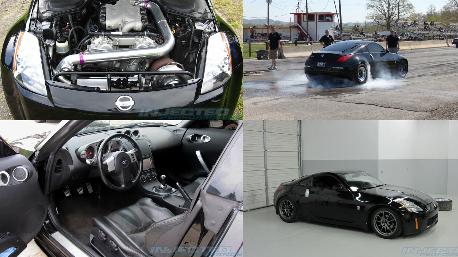 1995  Nissan 350Z Single Turbo picture, mods, upgrades