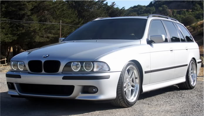 2000  BMW 540iT Dinan S2 picture, mods, upgrades