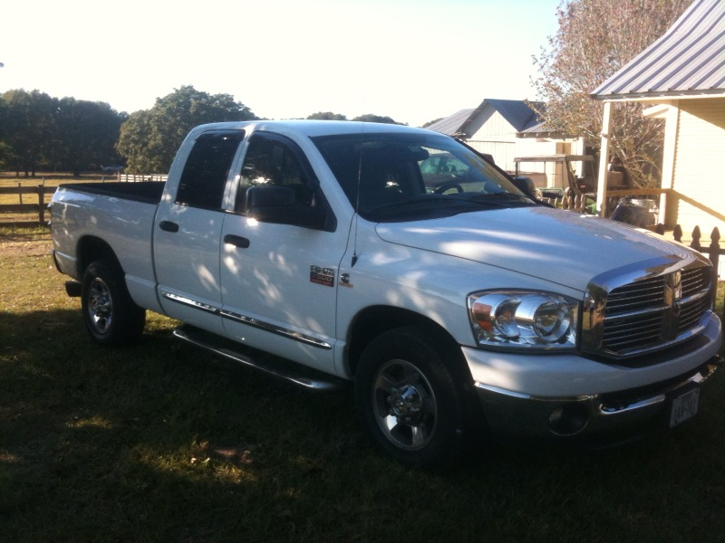 2008  Dodge Ram 2500  picture, mods, upgrades