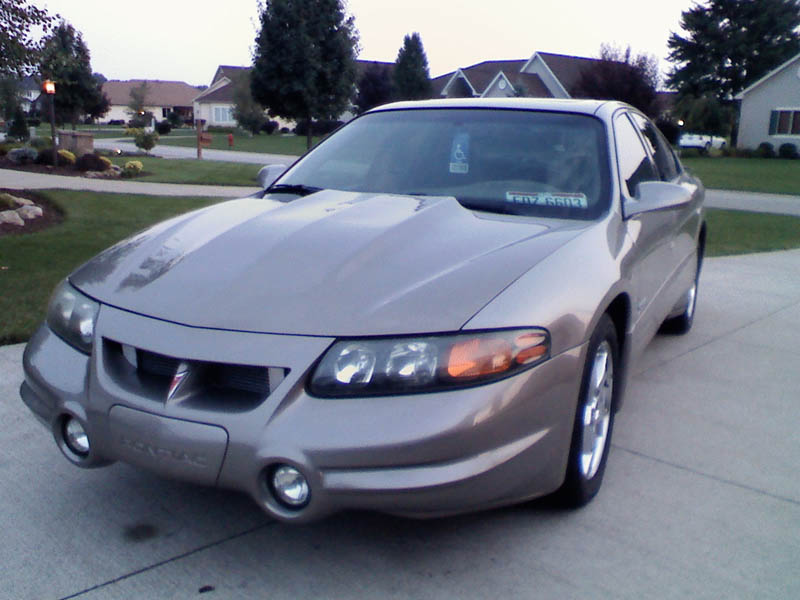 2003  Pontiac Bonneville SSEi picture, mods, upgrades