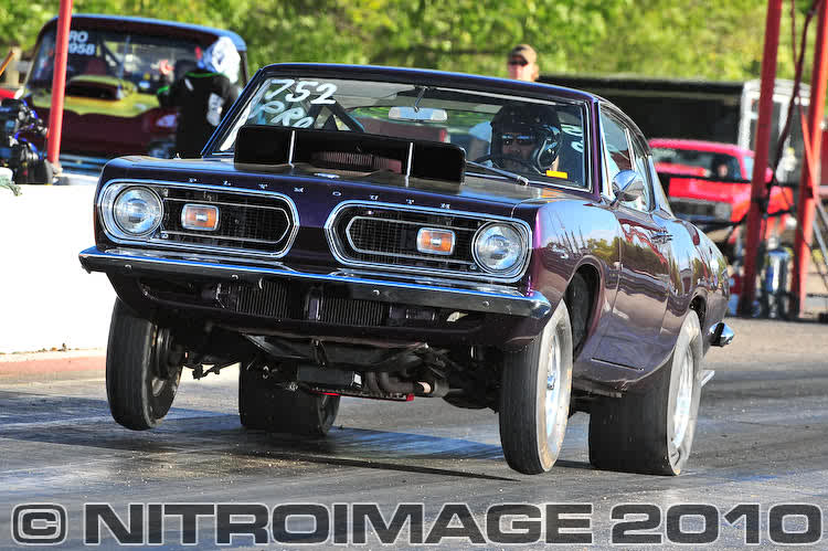 1967 Plymouth Barracuda Fastback 1 4 Mile Drag Racing