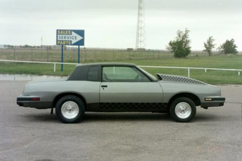 1986  Pontiac Grand Prix LS picture, mods, upgrades