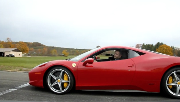 2011  Ferrari 458  picture, mods, upgrades