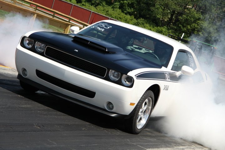 2010 Stone White Dodge Challenger R/T picture, mods, upgrades