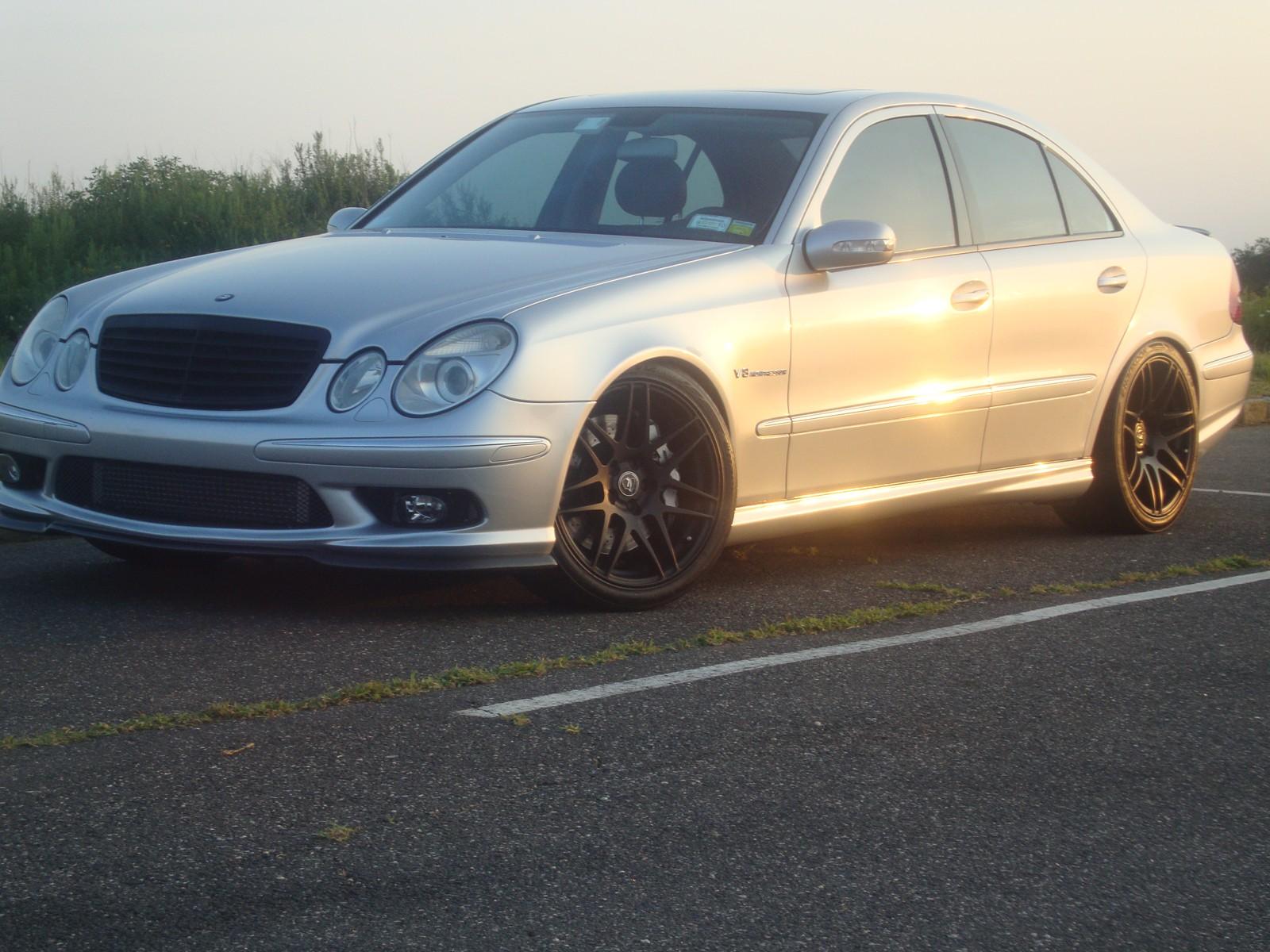 2005 mercedes benz e55 amg