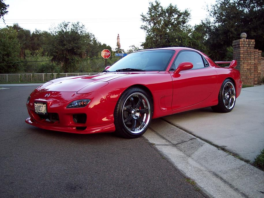 1993  Mazda RX-7  picture, mods, upgrades