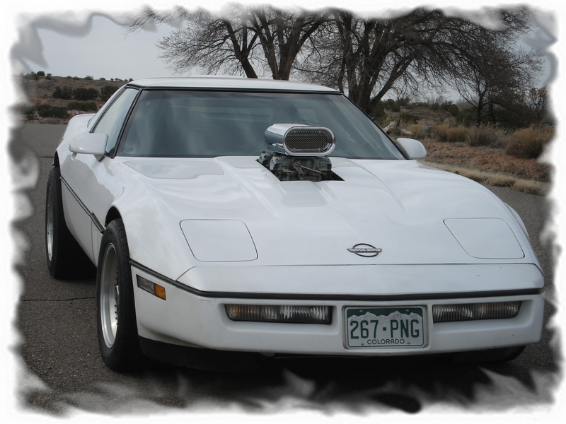 1990  Chevrolet Corvette  picture, mods, upgrades
