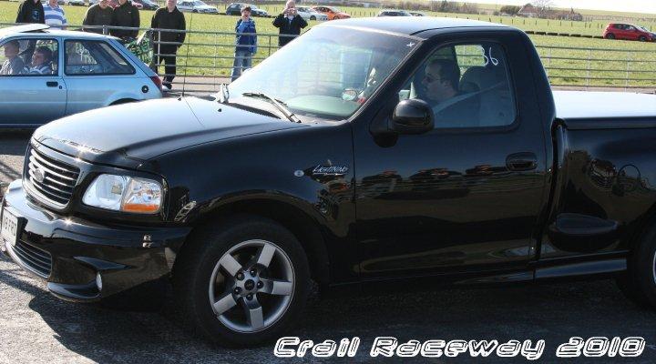 2001 Ford F150 Lightning SVT 14 mile Drag Racing timeslip specs 0