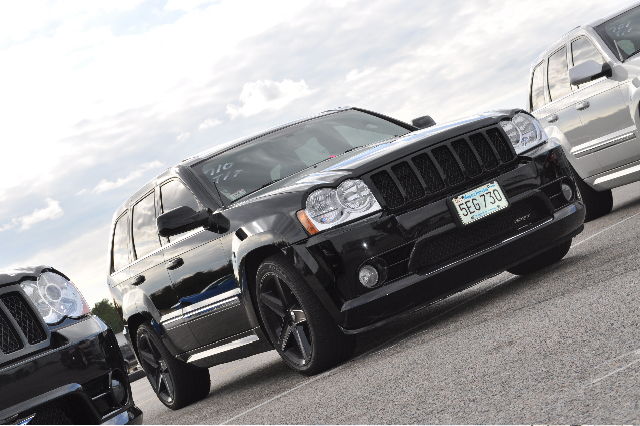 2007  Jeep Cherokee SRT8  picture, mods, upgrades