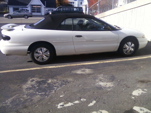 1997  Chrysler Sebring JX picture, mods, upgrades