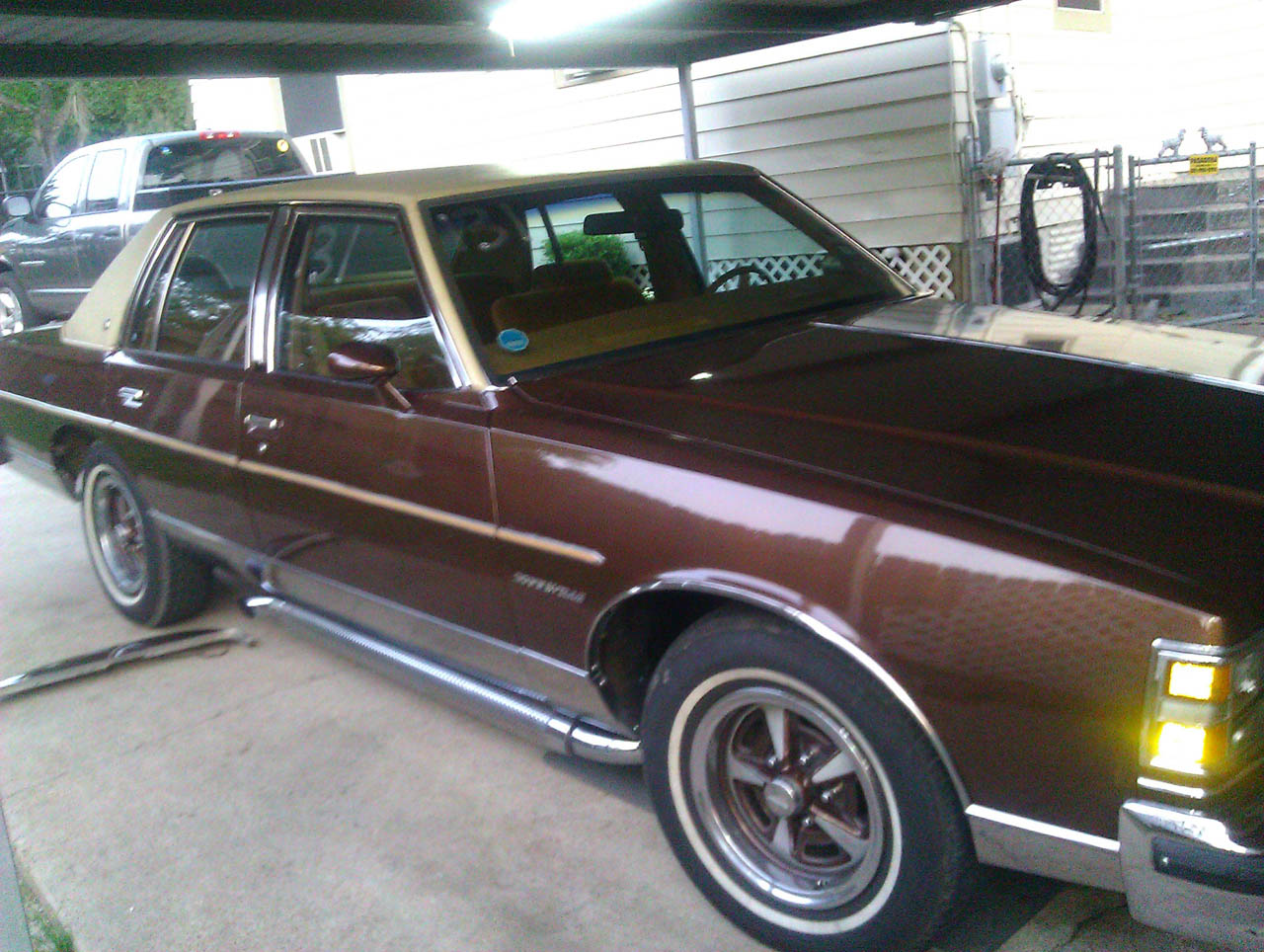 Heritage Brown 1979 Pontiac Bonneville