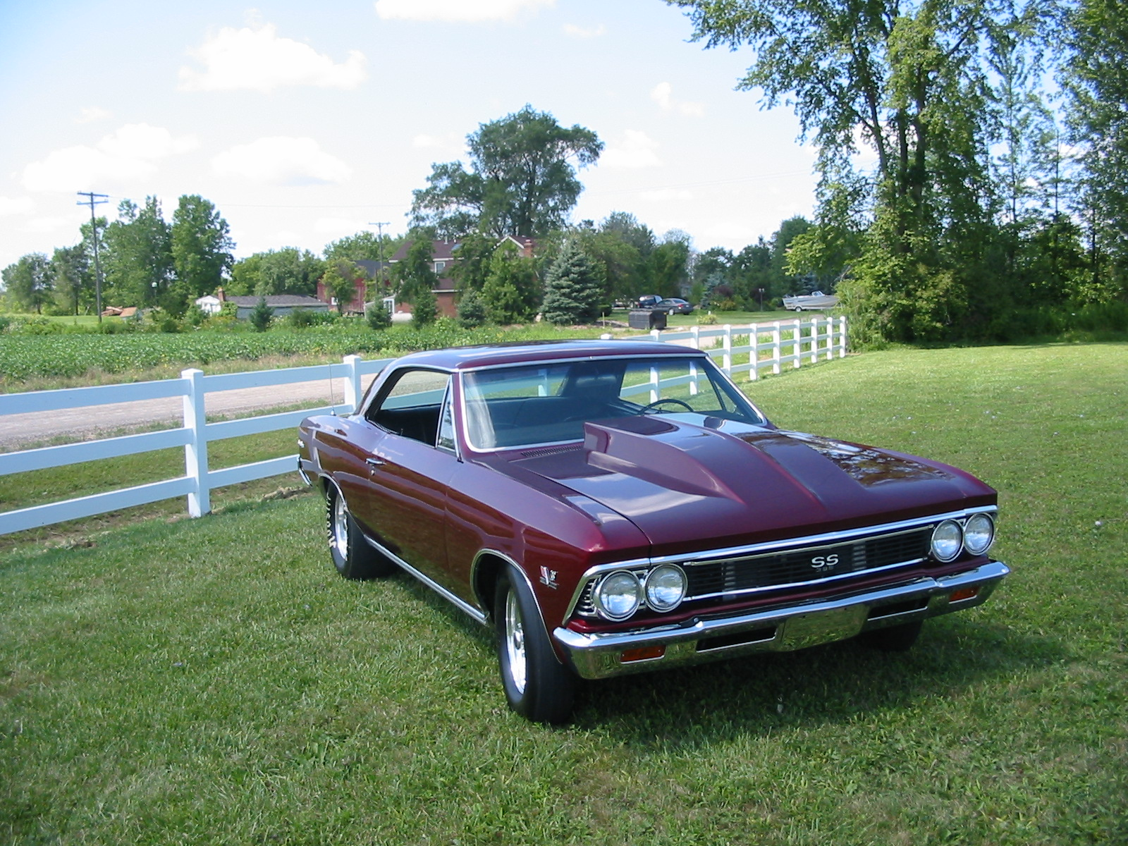 1966  Chevrolet Chevelle SS picture, mods, upgrades