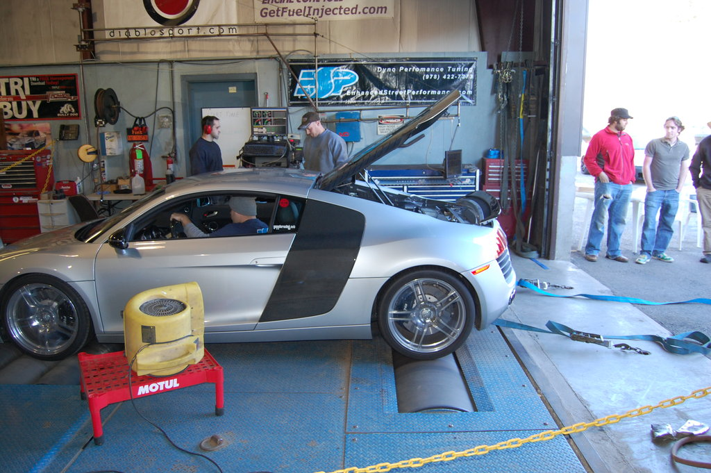 2009  Audi R8 V8 Stasis Supercharger picture, mods, upgrades
