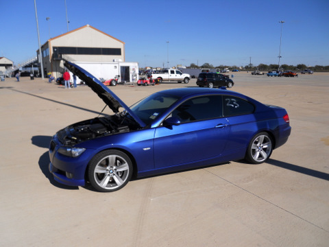 2007 BMW 335i Coupe Dinan Stage 1