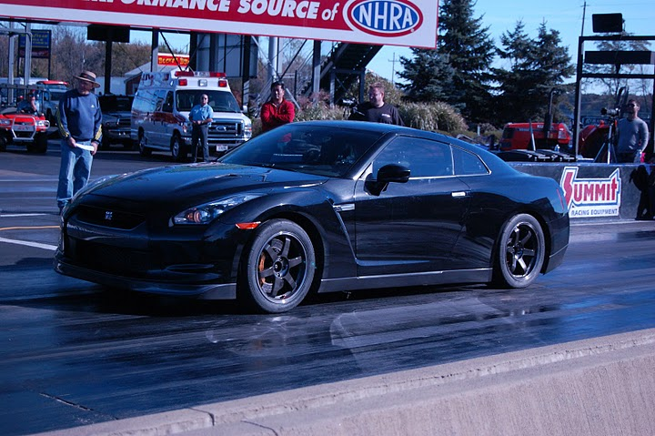 2009  Nissan GT-R Switzer R1K picture, mods, upgrades