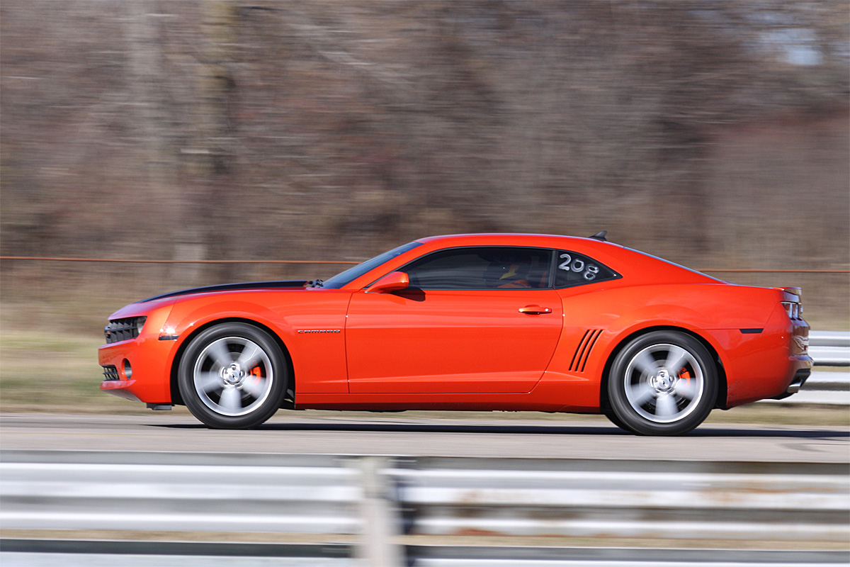 2010  Chevrolet Camaro V6 - 2LT IOM picture, mods, upgrades