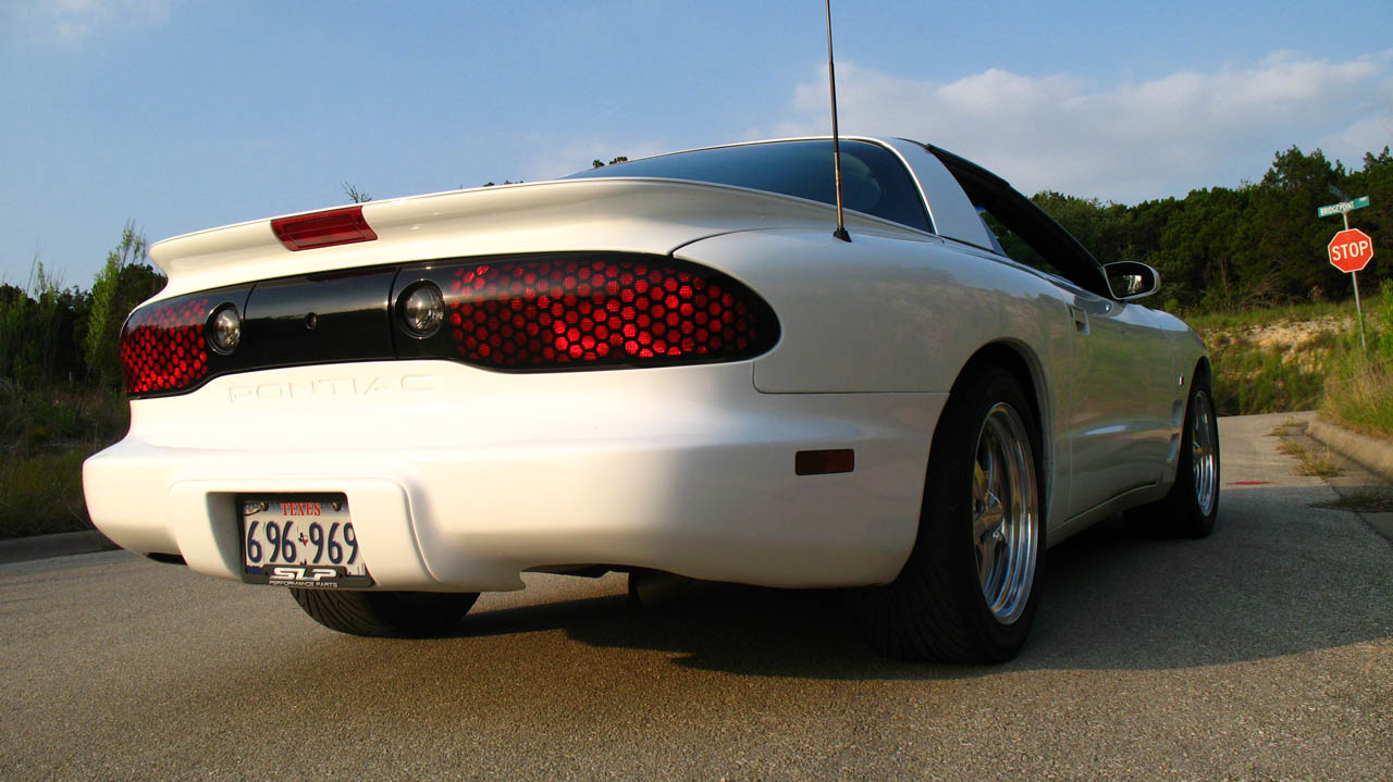 1999  Pontiac Firebird Formula  picture, mods, upgrades