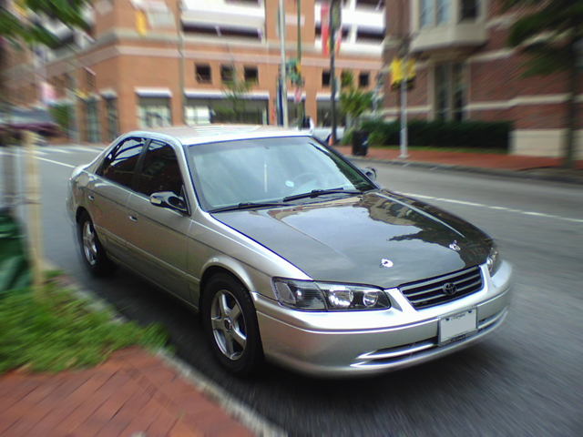 2000  Toyota Camry LE picture, mods, upgrades