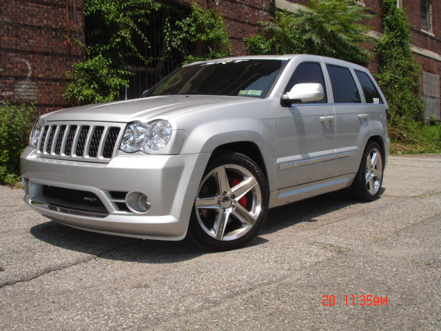 2010  Jeep Cherokee SRT8 SRT 8 picture, mods, upgrades
