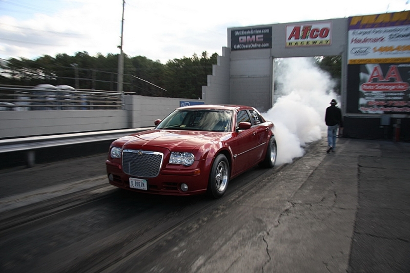 2007 chrysler 300 srt8 1 4 mile drag racing timeslip specs. Black Bedroom Furniture Sets. Home Design Ideas