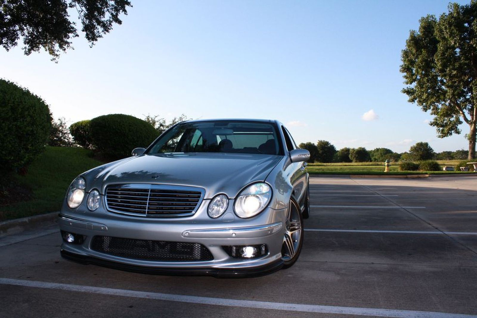 2005 Mercedes Benz E55 AMG Picture, Mods, Upgrades